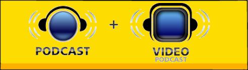 Galeria de Vídeos e Podcasts